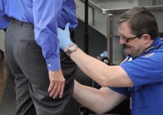 TSA-Pat-Down